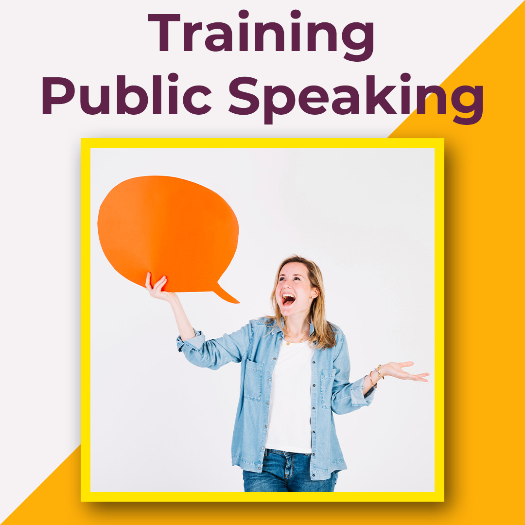 Training Public Speaking
